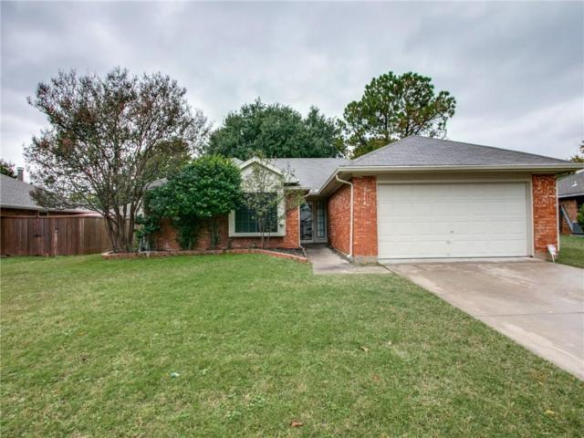2710 Parkview Drive, Corinth, TX 76210 (MLS #13969185) :: Baldree Home Team
