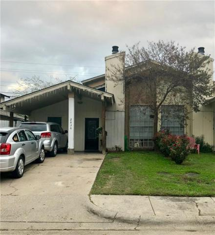 2636 Isbella Drive, Grand Prairie, TX 75052 (MLS #13969191) :: The Tierny Jordan Network