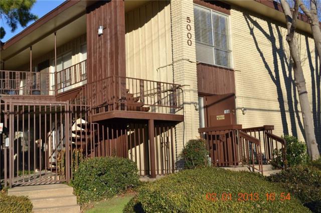 5000 Bowser Avenue #108, Dallas, TX 75209 (MLS #13969257) :: The Heyl Group at Keller Williams
