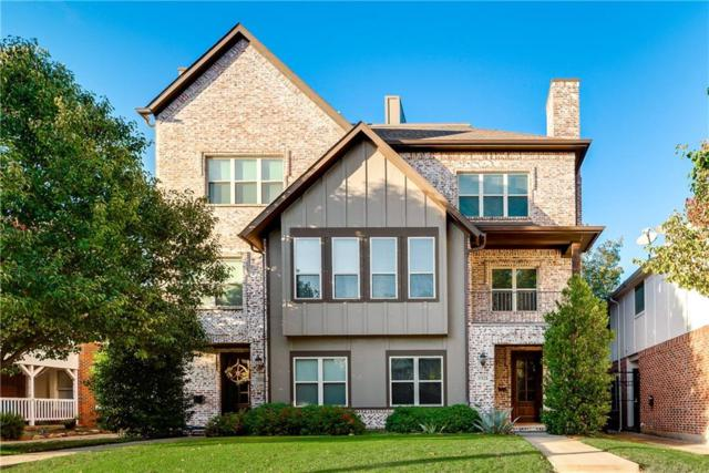 5921 Oram Street, Dallas, TX 75206 (MLS #13969259) :: The Mitchell Group