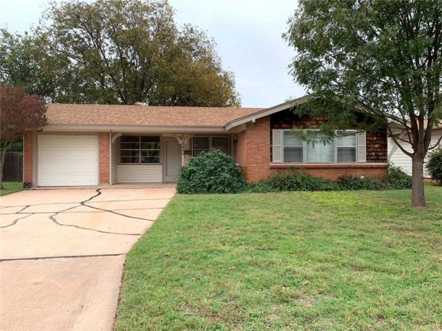 1925 Yorktown Drive, Abilene, TX 79603 (MLS #13969360) :: RE/MAX Town & Country