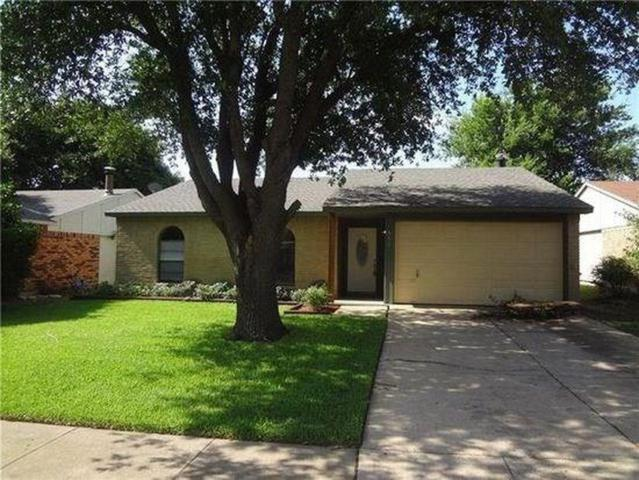 550 Cumberland Drive, Allen, TX 75002 (MLS #13969369) :: The Tierny Jordan Network