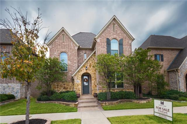 3907 Jasmine Fox Lane, Arlington, TX 76005 (MLS #13969378) :: The Holman Group