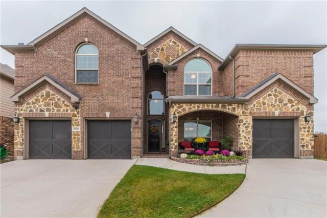11741 Merlotte Lane, Fort Worth, TX 76244 (MLS #13969379) :: RE/MAX Town & Country