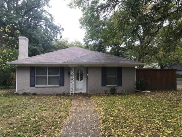 1800 Woodlawn Avenue, Corsicana, TX 75110 (MLS #13969386) :: Baldree Home Team