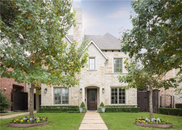 3441 Normandy Avenue A, University Park, TX 75205 (MLS #13969451) :: RE/MAX Town & Country