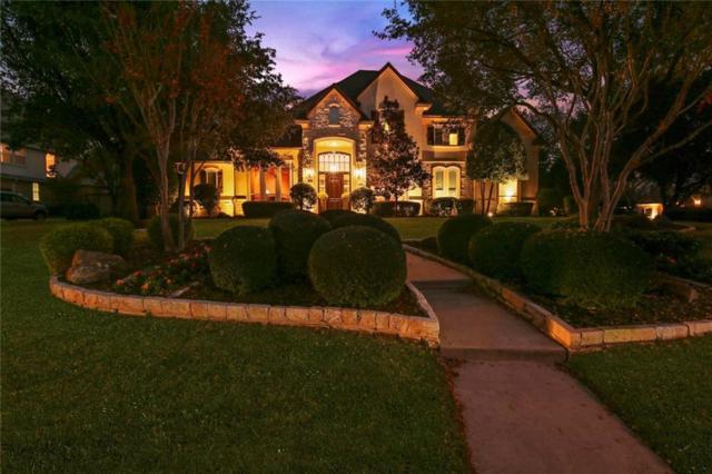 1007 Lake Forest Drive, Southlake, TX 76092 (MLS #13969506) :: The Gleva Team