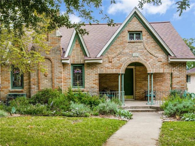 1426 S Montreal Avenue, Dallas, TX 75208 (MLS #13969508) :: Kimberly Davis & Associates