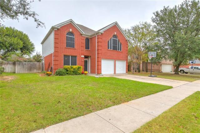 513 Briarcrest Drive, Burleson, TX 76028 (MLS #13969510) :: Century 21 Judge Fite Company