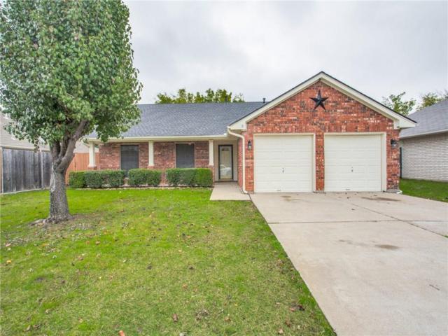 109 Roberts Drive, Saginaw, TX 76179 (MLS #13969524) :: RE/MAX Town & Country