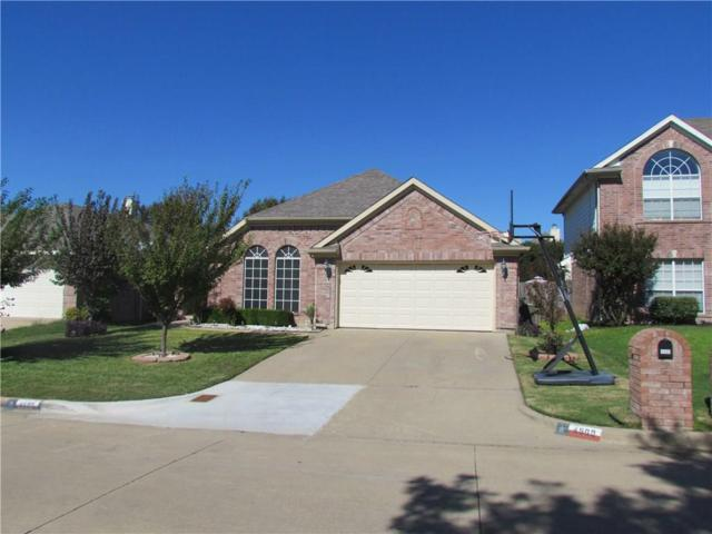 4500 Stepping Stone Drive, Fort Worth, TX 76123 (MLS #13969538) :: Magnolia Realty