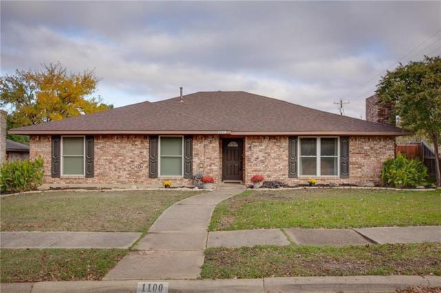 1100 Lopo Road, Flower Mound, TX 75028 (MLS #13969561) :: RE/MAX Pinnacle Group REALTORS