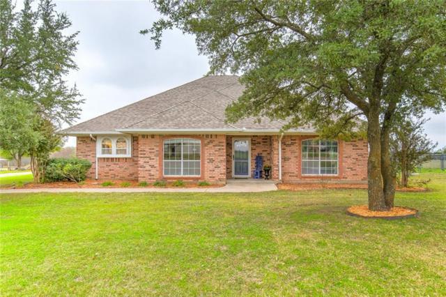 1141 Riverview Drive, Cleburne, TX 76033 (MLS #13969571) :: The Sarah Padgett Team
