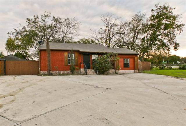 2455 Skylark Drive, Dallas, TX 75216 (MLS #13969573) :: RE/MAX Town & Country