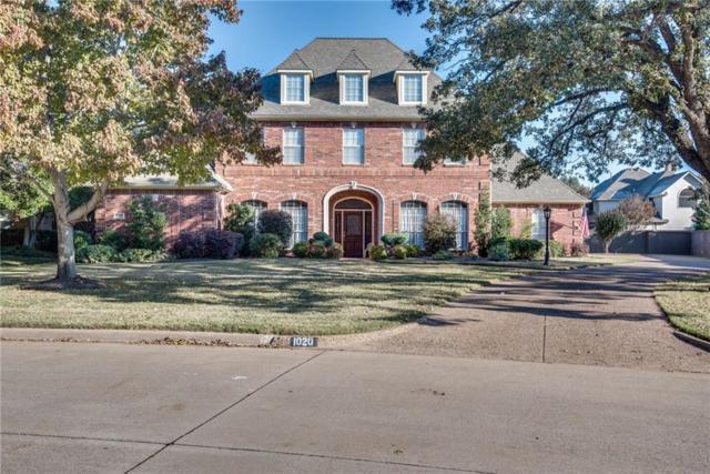 1020 Highland Oaks Drive, Southlake, TX 76092 (MLS #13969584) :: The Mitchell Group
