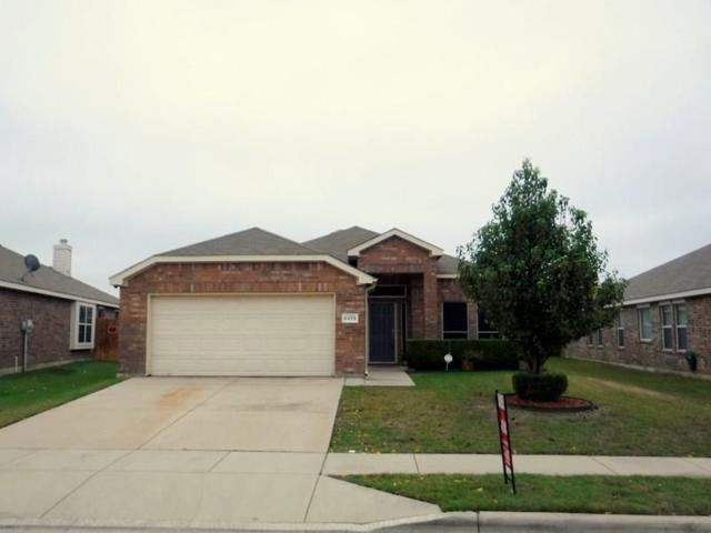 6424 Stone Lake Drive, Fort Worth, TX 76179 (MLS #13969623) :: Robbins Real Estate Group