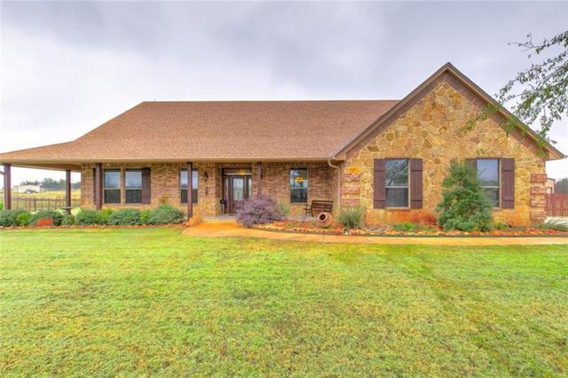 136 Remington Lane, Weatherford, TX 76085 (MLS #13969649) :: Magnolia Realty