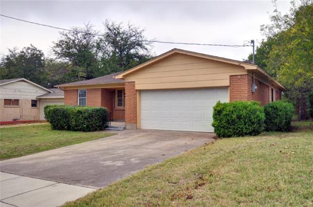 3258 Sappington Place, Fort Worth, TX 76116 (MLS #13969673) :: The Heyl Group at Keller Williams