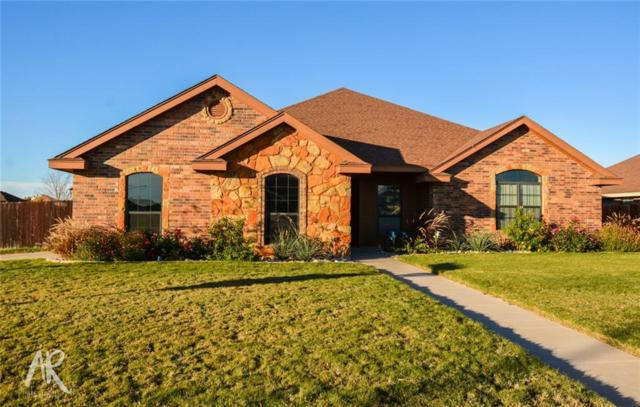 802 Running Water Trail, Abilene, TX 79602 (MLS #13969704) :: The Real Estate Station