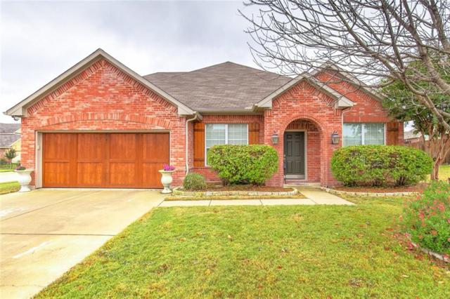 1658 Stetson Drive, Weatherford, TX 76087 (MLS #13969770) :: The Gleva Team