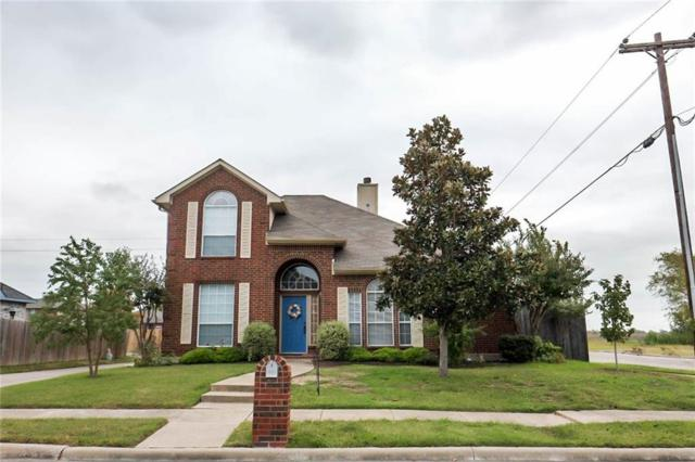 3333 High Meadow Drive, Mesquite, TX 75181 (MLS #13969782) :: RE/MAX Town & Country