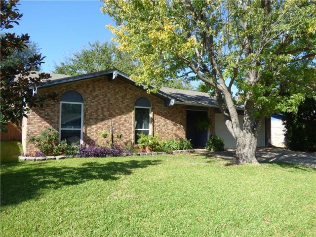 5513 Pawn Court, Lake Dallas, TX 75065 (MLS #13969835) :: Baldree Home Team