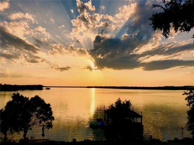 616 Bayside Drive, Runaway Bay, TX 76426 (MLS #13969908) :: RE/MAX Town & Country