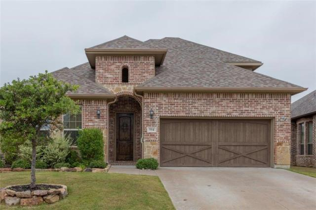 594 Deverson Drive, Rockwall, TX 75087 (MLS #13969928) :: Vibrant Real Estate