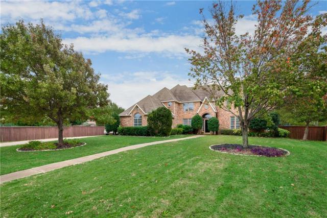 1205 Forest Hills Drive, Southlake, TX 76092 (MLS #13969957) :: The Gleva Team