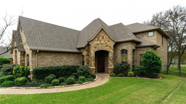 12241 Indian Creek Drive, Fort Worth, TX 76179 (MLS #13970004) :: Robbins Real Estate Group