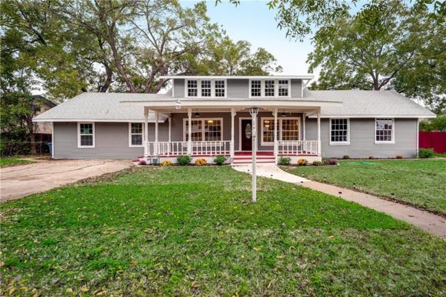610 Bonham Street, Grand Prairie, TX 75050 (MLS #13970006) :: RE/MAX Town & Country