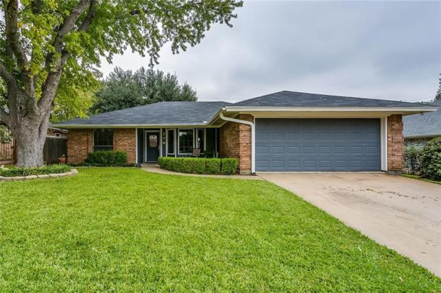 776 Parkview Drive, Burleson, TX 76028 (MLS #13970048) :: The Sarah Padgett Team