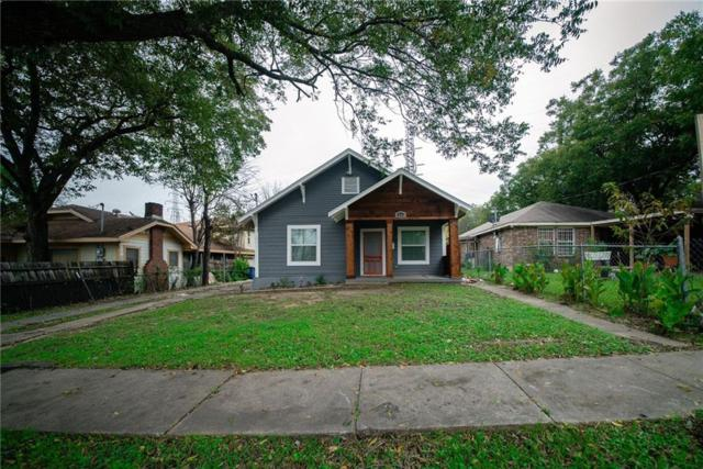1562 E Woodin Boulevard, Dallas, TX 75203 (MLS #13970100) :: Magnolia Realty