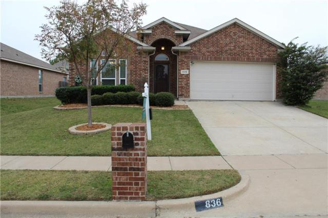 836 Pebblecreek Drive, Burleson, TX 76028 (MLS #13970106) :: Robbins Real Estate Group