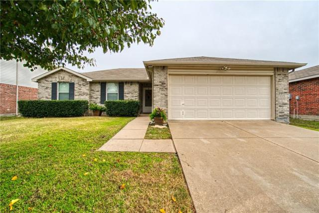 1413 Cherokee Rose Lane, Burleson, TX 76028 (MLS #13970147) :: The Sarah Padgett Team