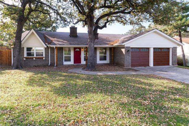 3609 Berwick Lane, Bedford, TX 76021 (MLS #13970150) :: The Holman Group