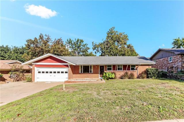7005 Marilyn Lane, North Richland Hills, TX 76180 (MLS #13970162) :: The Gleva Team