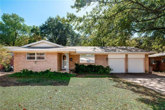 413 Patricia Road, Hurst, TX 76053 (MLS #13970224) :: The Holman Group