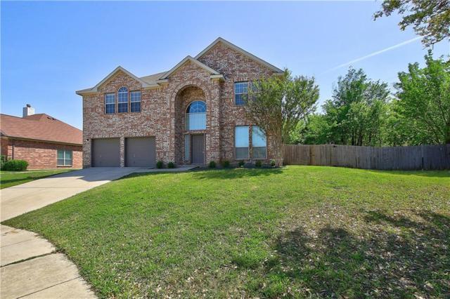 4116 Waverly Road, Corinth, TX 76208 (MLS #13970237) :: Baldree Home Team