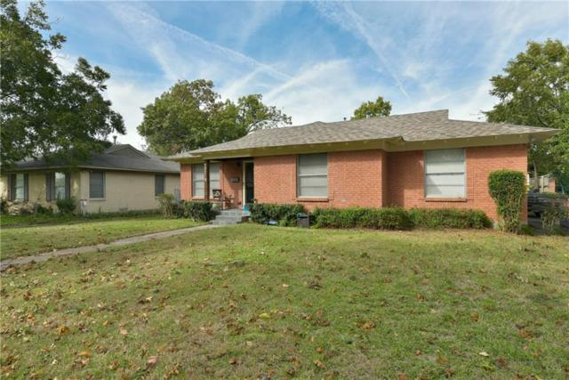 10219 Clary Drive, Dallas, TX 75218 (MLS #13970249) :: RE/MAX Town & Country