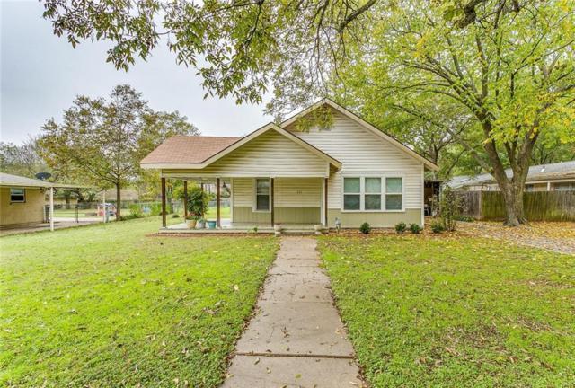 1202 Stanwood Avenue, Cleburne, TX 76033 (MLS #13970314) :: RE/MAX Pinnacle Group REALTORS