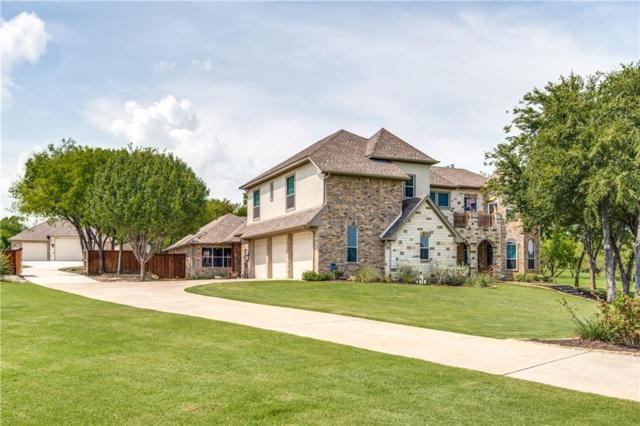 631 Highridge Drive, Lakewood Village, TX 75068 (MLS #13970326) :: The Sarah Padgett Team