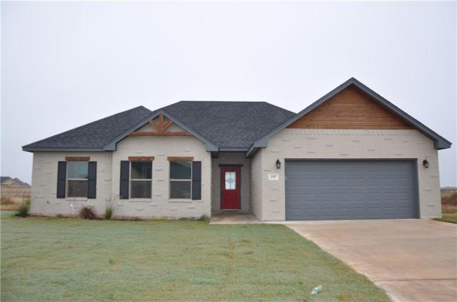 115 Sun Creek, Tuscola, TX 79562 (MLS #13970378) :: The Tonya Harbin Team