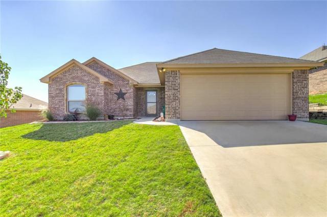1005 Inverness Drive, Weatherford, TX 76086 (MLS #13970398) :: Kimberly Davis & Associates