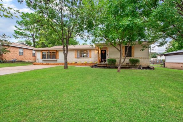 856 Dora Street, Bedford, TX 76022 (MLS #13970421) :: The Holman Group