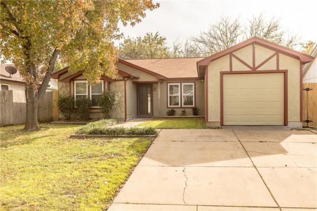 1620 Gentle Wind Drive, Arlington, TX 76018 (MLS #13970443) :: Magnolia Realty