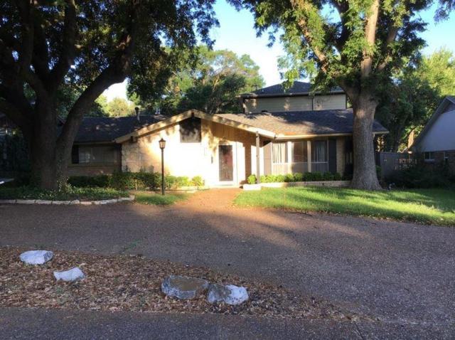 9934 Edgecliff Circle, Dallas, TX 75238 (MLS #13970452) :: The Hornburg Real Estate Group
