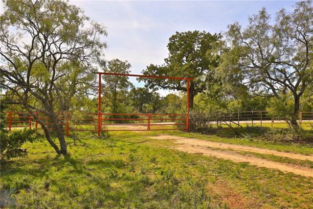 210 Ac County Road 133, Tuscola, TX 79562 (MLS #13970483) :: The Paula Jones Team | RE/MAX of Abilene