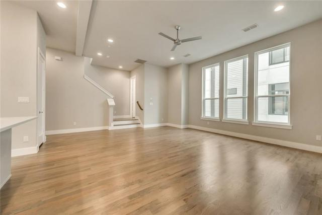 1918 Ashby Street C-3, Dallas, TX 75204 (MLS #13970502) :: The Mitchell Group