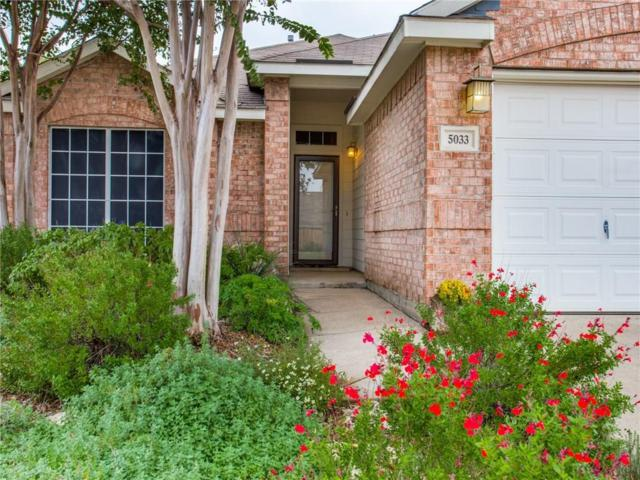 5033 Bedfordshire Drive, Fort Worth, TX 76135 (MLS #13970506) :: RE/MAX Town & Country